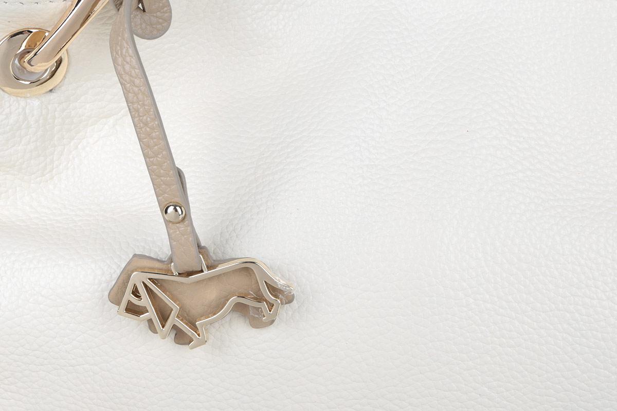 Сумка женская Labbra, цвет: кремовый, темно-бежевый. L-1699-2