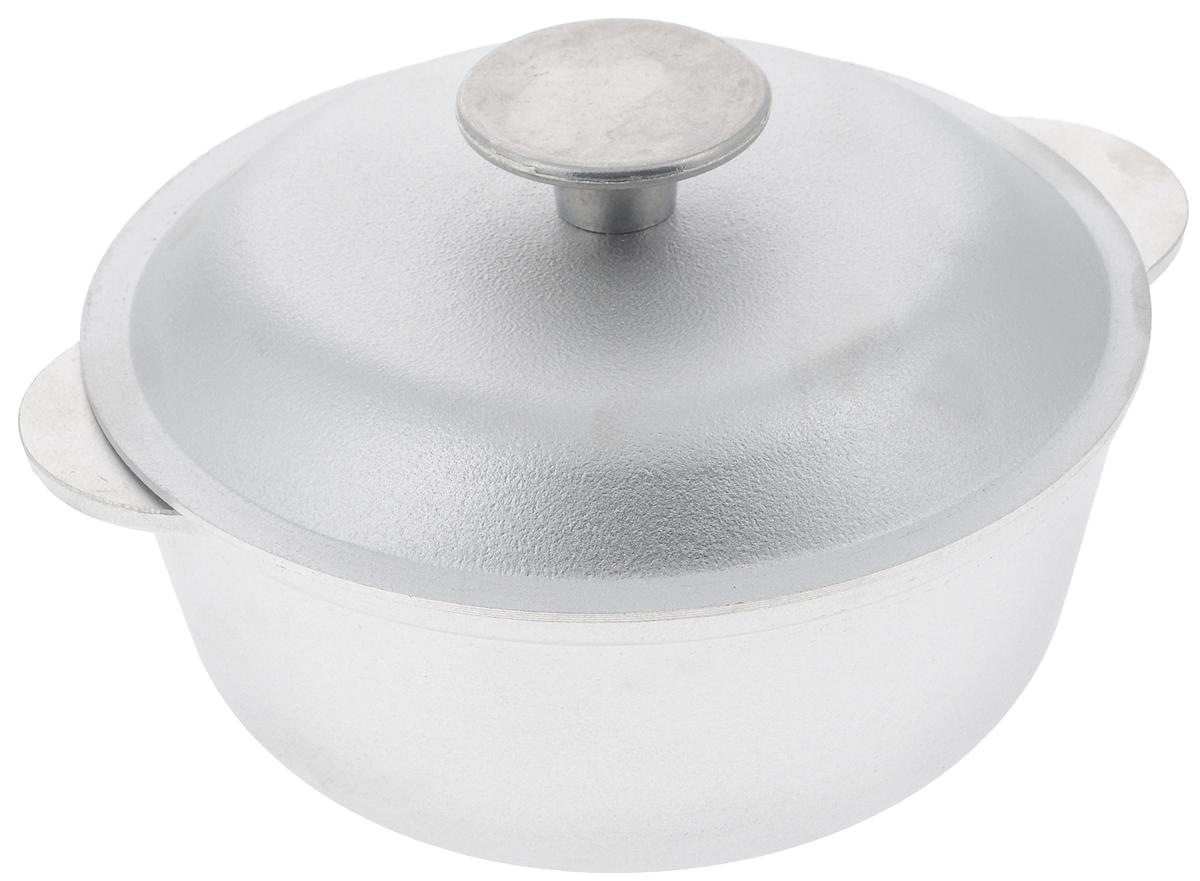 Кастрюля Биол с крышкой, 1 лК0100Кастрюля Биол, выполненная из высококачественного литого алюминия, оснащена крышкой. Изделие имеет утолщенное дно. Посуда равномерно распределяет тепло и обладает высокой устойчивостью к деформации, легкая и практичная в эксплуатации, обладает долгим сроком службы. Подходит для использования на электрических, газовых и стеклокерамических плитах. Не подходит для индукционных плит. Можно мыть в посудомоечной машине. Диаметр кастрюли (по верхнему краю): 18 см. Высота стенки кастрюли: 7,7 см. Ширина кастрюли (с учетом ручек): 20,8 см.