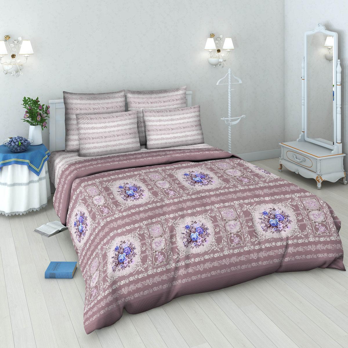 Комплект белья Василиса, 1,5-спальный, наволочки 70х70. 5378_2/1,55378_2/1,5Комплект постельного белья Василиса состоит из пододеяльника, простыни и двух наволочек. Белье производится из высококачественной бязи (100% хлопка). Использование особо тонкой пряжи делает ткань мягче на ощупь, обеспечивает легкое глажение и позволяет передать всю насыщенность цветовой гаммы. Благодаря более плотному переплетению нитей и использованию высококачественных импортных красителей постельное белье выдерживает до 70 стирок. Приобретая комплект постельного белья Василиса, вы можете быть уверены в том, что покупка доставит вам удовольствие и подарит максимальный комфорт.