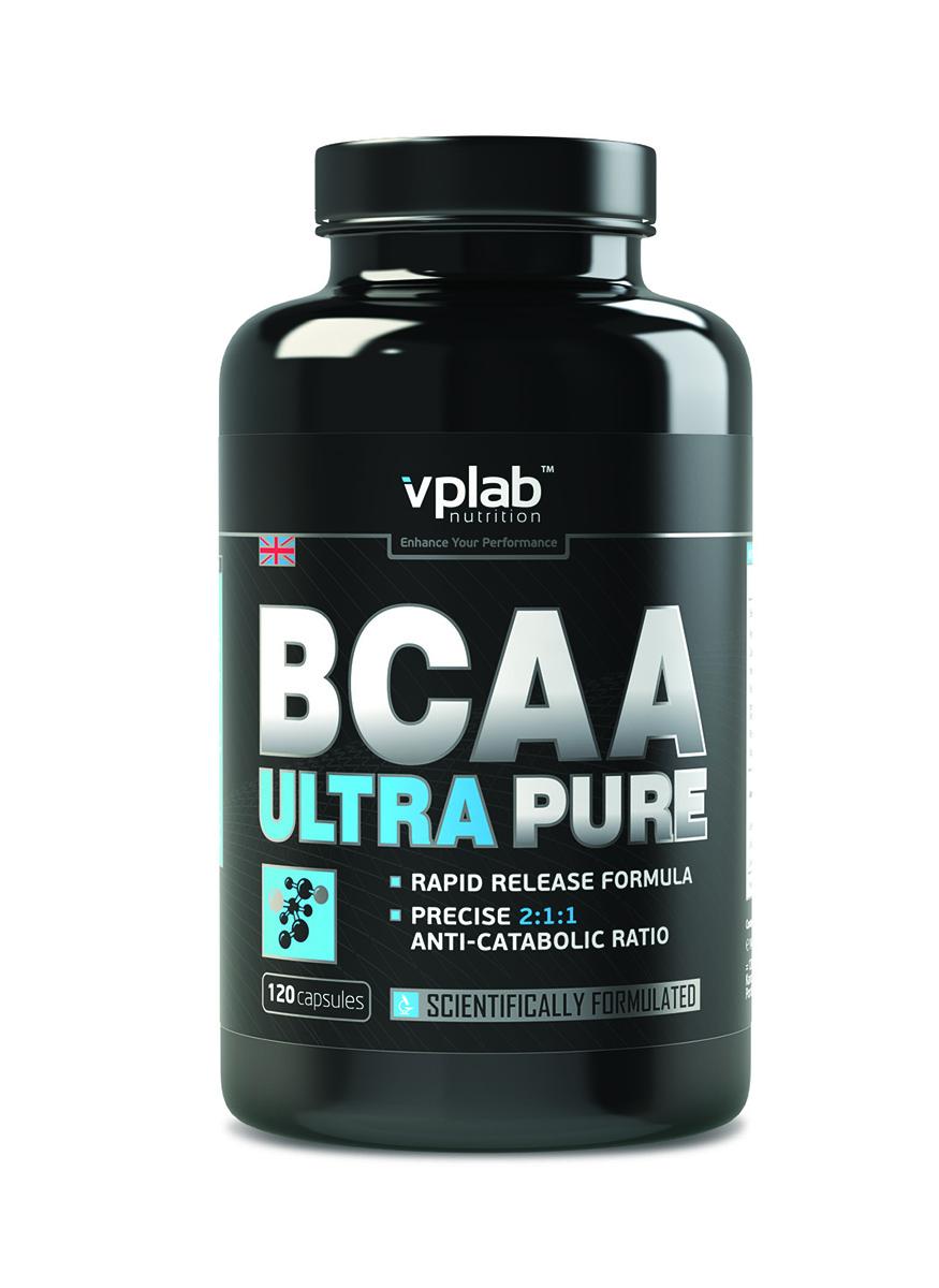 BCAA VPLab BCAA Ultra Pure 120капс ( V2356 )