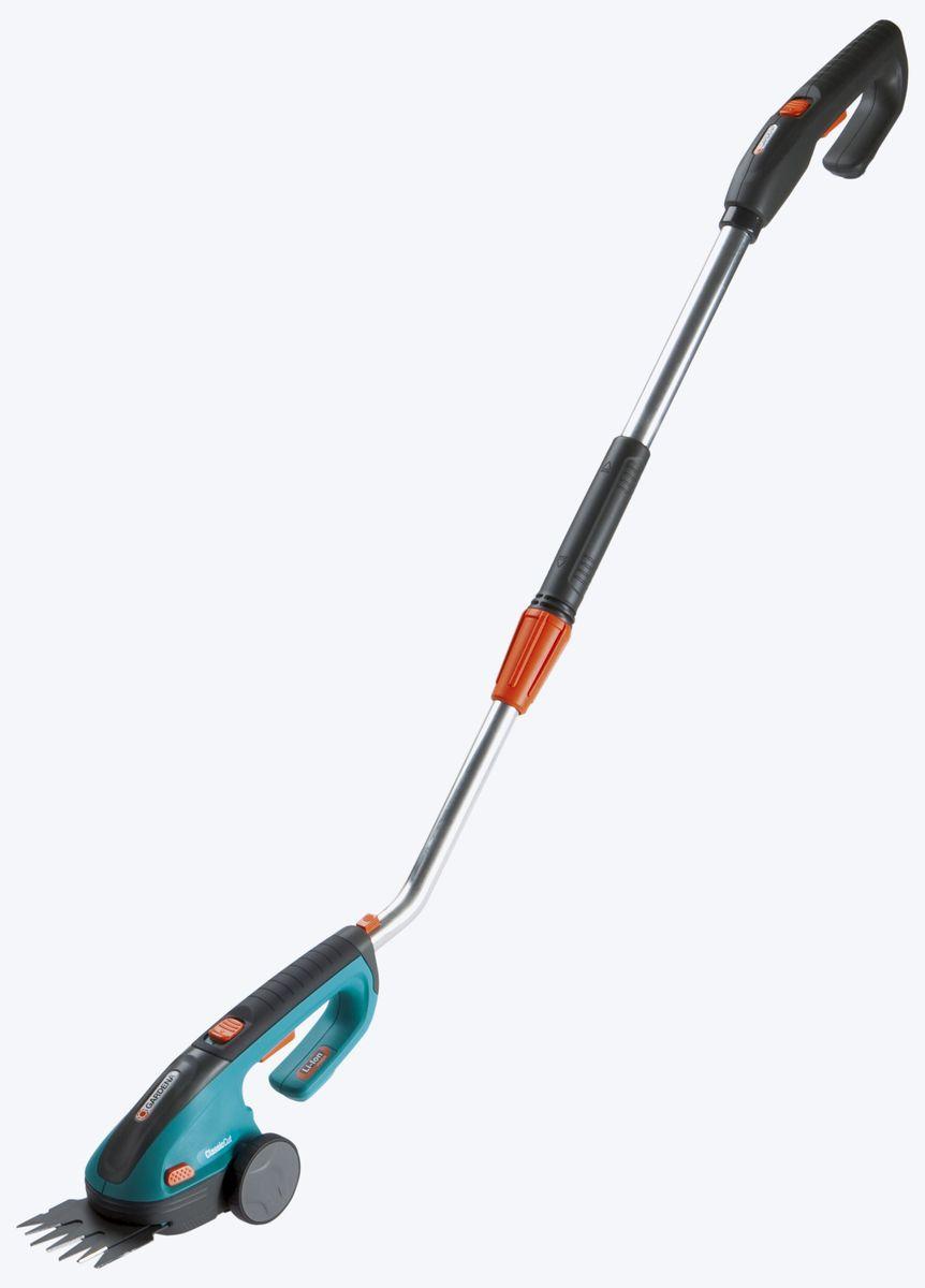 """Ножницы для газонов Gardena """"ClassicCut"""" аккумуляторные с телескопической рукояткой 08890-20.000.00"""