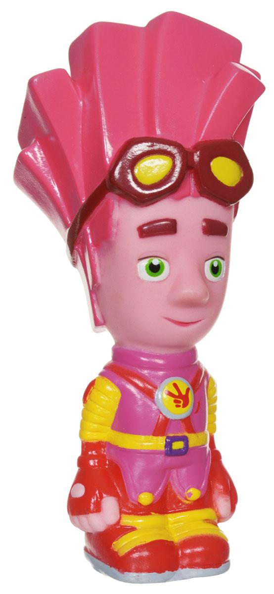 Фиксики Игрушка для ванной Файер1180218_розовыйИгрушка для ванной Фиксики Файер представляет собой фигурку героя из мультсериала Фиксики, выполненную из ПВХ-пластизоля. В основании фигурки имеются два металлических контакта, при прикосновении к которым игрушка начинает светиться. Размер игрушки идеален для маленьких ручек малыша. Игрушка для ванной способствует развитию воображения, цветового восприятия, тактильных ощущений и мелкой моторики рук.