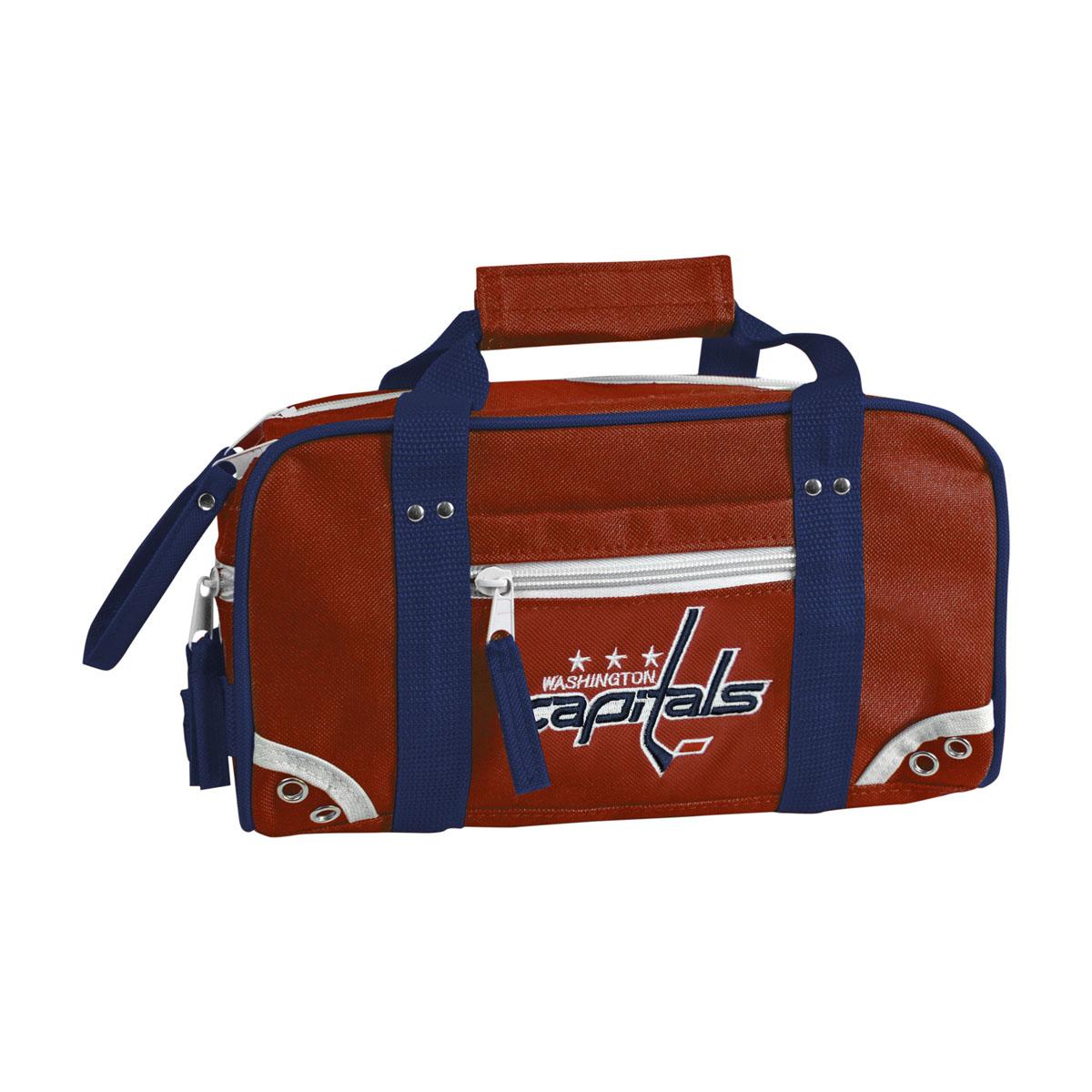 Мини-баул NHL Washington Capitals, цвет: красно-синий. 5л ( 58012 )
