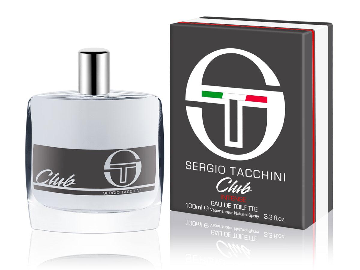 Sergio Tacchini Club intense men туалетная вода 100 мл67000575Club Intense излучает мужскую энергию. Воспламеняет страсть, призывает мужчин к игре, где он всегда победитель.