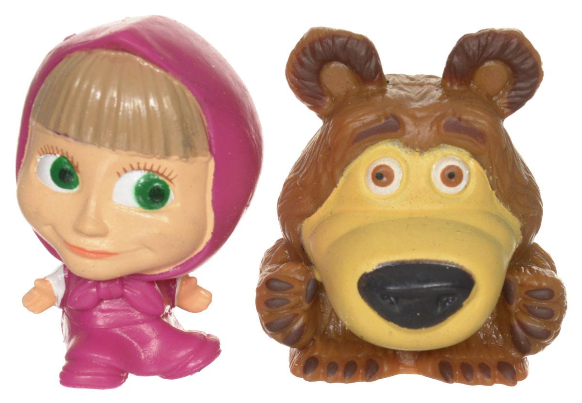 Маша и Медведь Фигурка-мялка Маша в платочке 2 шт