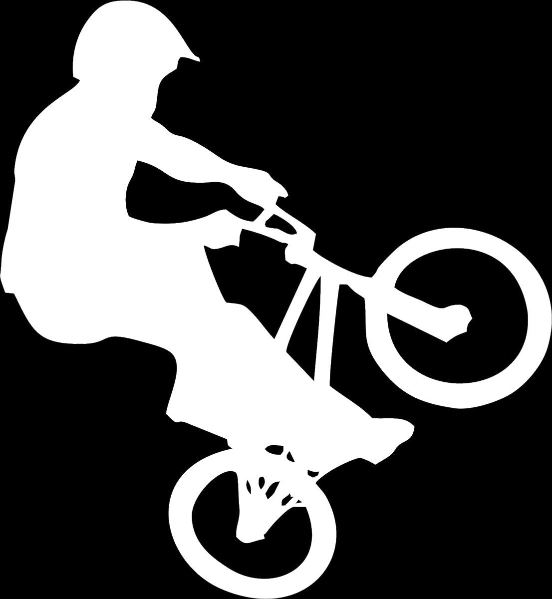 Наклейка автомобильная Оранжевый слоник Велосипед, виниловая, цвет: белый150SP00042WОригинальная наклейка Оранжевый слоник Велосипед изготовлена из высококачественной виниловой пленки, которая выполняет не только декоративную функцию, но и защищает кузов автомобиля от небольших механических повреждений, либо скрывает уже существующие. Виниловые наклейки на автомобиль - это не только красиво, но еще и быстро! Всего за несколько минут вы можете полностью преобразить свой автомобиль, сделать его ярким, необычным, особенным и неповторимым!