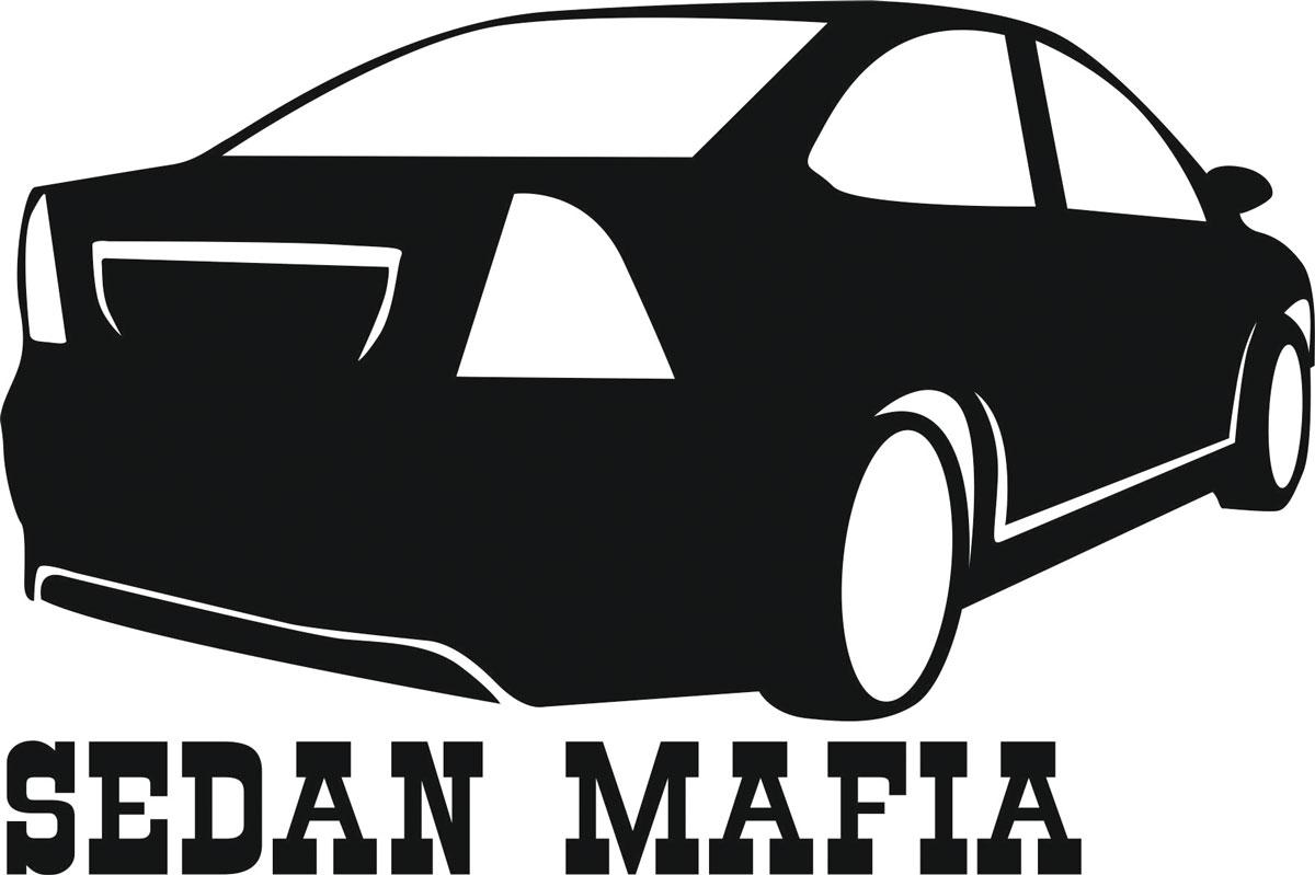 Наклейка автомобильная Оранжевый слоник Sedan Mafia 2, виниловая, цвет: черный150TM00013BОригинальная наклейка Оранжевый слоник Sedan Mafia 2 изготовлена из высококачественной виниловой пленки, которая выполняет не только декоративную функцию, но и защищает кузов автомобиля от небольших механических повреждений, либо скрывает уже существующие. Виниловые наклейки на автомобиль - это не только красиво, но еще и быстро! Всего за несколько минут вы можете полностью преобразить свой автомобиль, сделать его ярким, необычным, особенным и неповторимым!