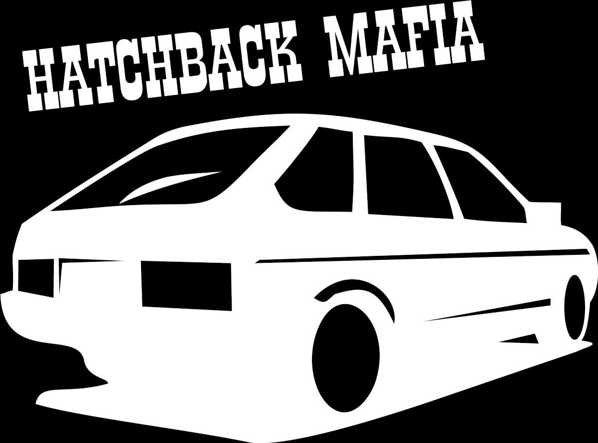Наклейка автомобильная Оранжевый слоник Hatchback Mafia, виниловая, цвет: белый150TM00014WОригинальная наклейка Оранжевый слоник Hatchback Mafia изготовлена из высококачественной виниловой пленки, которая выполняет не только декоративную функцию, но и защищает кузов автомобиля от небольших механических повреждений, либо скрывает уже существующие. Виниловые наклейки на автомобиль - это не только красиво, но еще и быстро! Всего за несколько минут вы можете полностью преобразить свой автомобиль, сделать его ярким, необычным, особенным и неповторимым!