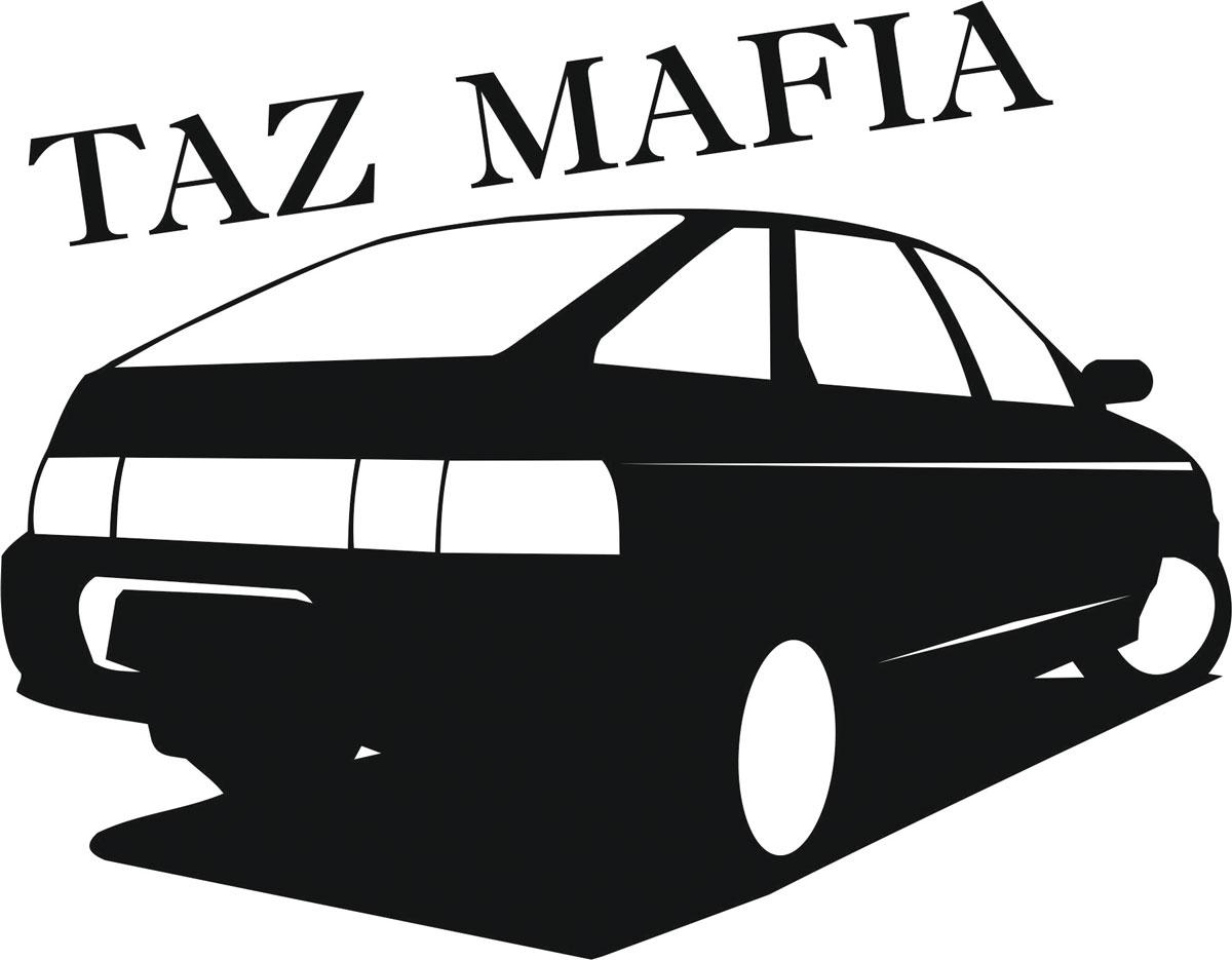Наклейка автомобильная Оранжевый слоник Taz Mafia, виниловая, цвет: черный150TM00015BОригинальная наклейка Оранжевый слоник Taz Mafia изготовлена из высококачественной виниловой пленки, которая выполняет не только декоративную функцию, но и защищает кузов автомобиля от небольших механических повреждений, либо скрывает уже существующие. Виниловые наклейки на автомобиль - это не только красиво, но еще и быстро! Всего за несколько минут вы можете полностью преобразить свой автомобиль, сделать его ярким, необычным, особенным и неповторимым!