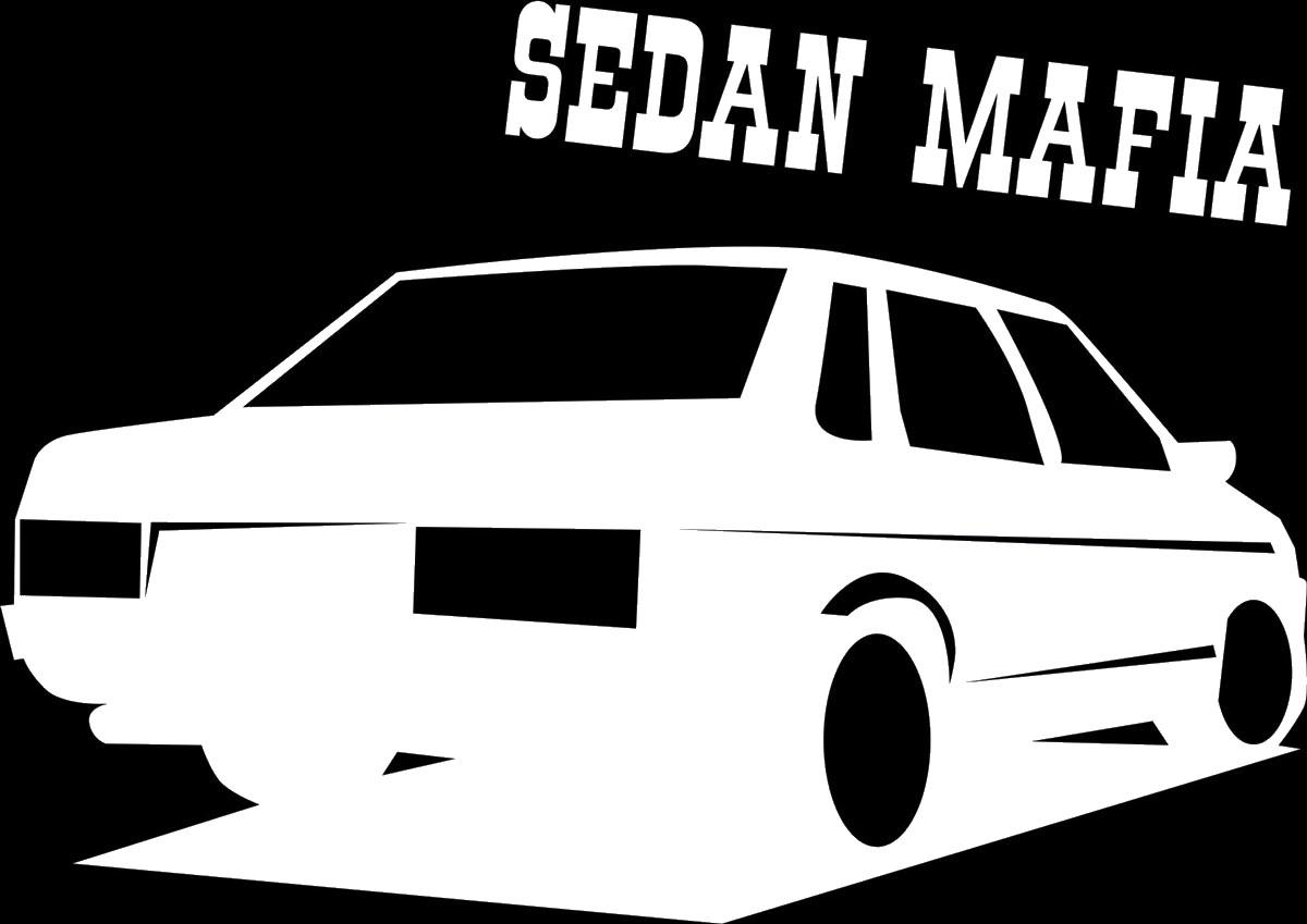 Наклейка автомобильная Оранжевый слоник Sedan Mafia, виниловая, цвет: белый150TM0002WОригинальная наклейка Оранжевый слоник Sedan Mafia изготовлена из высококачественной виниловой пленки, которая выполняет не только декоративную функцию, но и защищает кузов автомобиля от небольших механических повреждений, либо скрывает уже существующие. Виниловые наклейки на автомобиль - это не только красиво, но еще и быстро! Всего за несколько минут вы можете полностью преобразить свой автомобиль, сделать его ярким, необычным, особенным и неповторимым!
