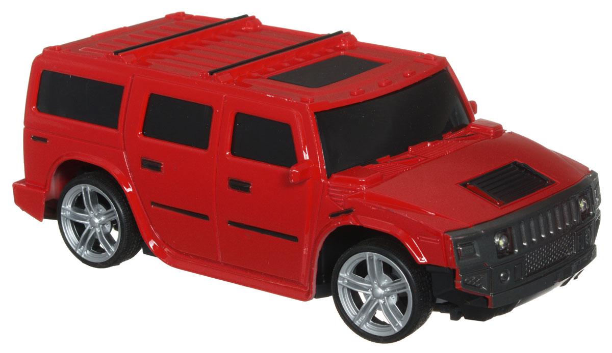 Plastic Toy Машина на радиоуправлении Races цвет красныйB1388048_красныйМашина на радиоуправлении Plastic Toy Races станет первым внедорожником вашего малыша. Юные гонщики оценят эту машину за прекрасные технические характеристики и полную свободу передвижений в любую сторону. Моделью легко управлять и любая гонка принесет удовольствие. Управление машинкой происходит с помощью удобного пульта. Автомобиль двигается вперед и назад, поворачивает направо, налево и останавливается. Автомобиль изготовлен из пластика с металлическими элементами. Колеса игрушки прорезинены и обеспечивают плавный ход, машинка не портит напольное покрытие. Пульт управления работает на частоте 27 MHz. Радиоуправляемые игрушки способствуют развитию координации движений, моторики и ловкости. Ваш ребенок часами будет играть с моделью, придумывая различные истории и устраивая соревнования. Машина работает от 3 батареек типа АА (не входят в комплект). Для работы пульта управления необходимы 2 батарейки типа AA (не входит в комплект).