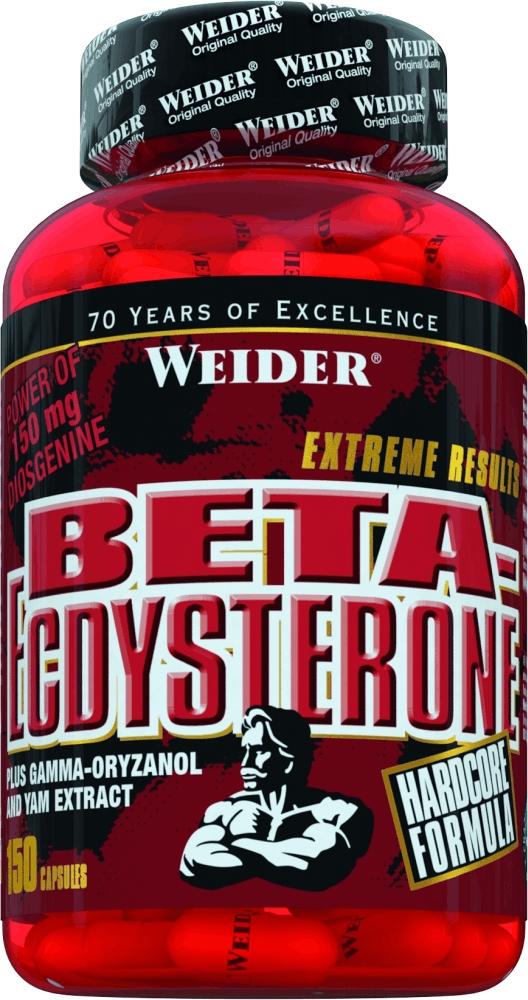 Средства для повышения тестостерона Weider Beta-Ecdysterone 150 капс ( 37692 )