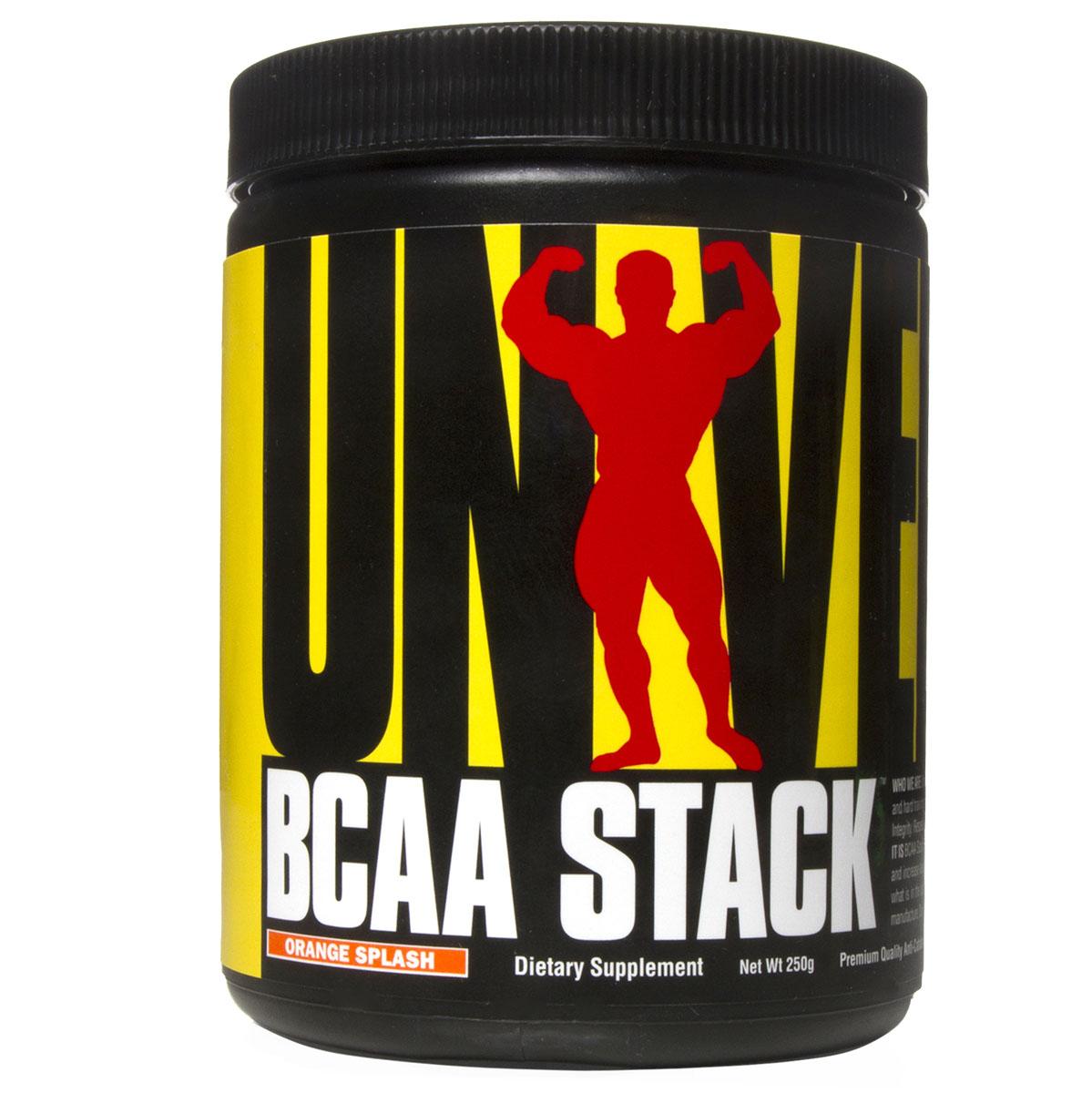 BCAA UN BCAA Stack 250г апельсин ( U5154 )
