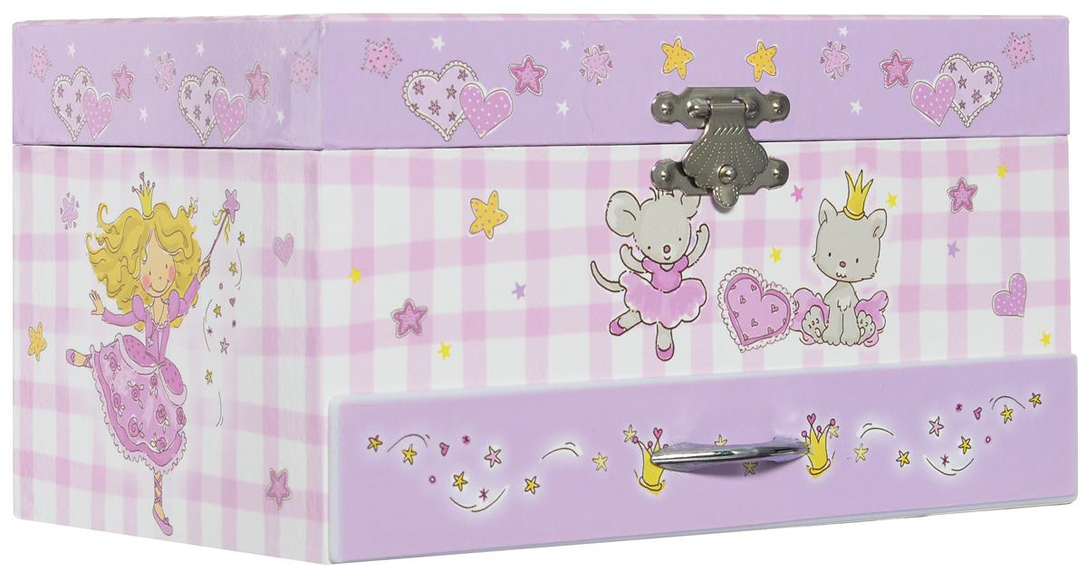 Trousselier Музыкальная шкатулка Jewellery Box Princess - ParmaS60888