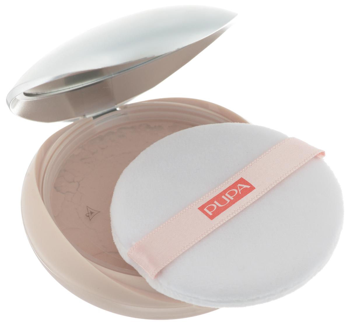 Pupa Рассыпчатая пудра LIKE A DOLL LOOSE POWDER № 002 розово-натуральный, 9 г050058002Рассыпчатая пудра Like a Doll Loose Powder. Микронизированные пигменты способствуют идеальной растушевке на коже.Очень легкая текстура – не утяжеляет макияж, оставляет кожу здоровой и свежей. Устойчивая мягкая матовость кожи, не сушит и не стягивает кожу. В формуле: Семена хлопка – сохраняют влагу в коже. Упаковка: сочетается с упаковкой компактной пудры Like a Doll Compact Powder – нижняя часть нежно-розового цвета, мягкий и комфортный пуф с сатиновой лентой в нежно розовом цвете. Палитра: 001, 002, 004 - матовые оттенки; 007 - содержит нежные перламутровые частички для придания естественного сияния кожи.