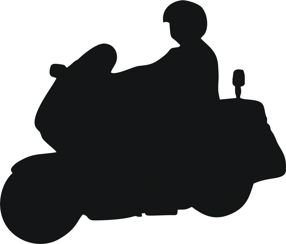 Наклейка автомобильная Оранжевый слоник Мотоциклист 12, виниловая, цвет: черный150MT00012BОригинальная наклейка Оранжевый слоник Мотоциклист 12 изготовлена из высококачественной виниловой пленки, которая выполняет не только декоративную функцию, но и защищает кузов автомобиля от небольших механических повреждений, либо скрывает уже существующие. Виниловые наклейки на автомобиль - это не только красиво, но еще и быстро! Всего за несколько минут вы можете полностью преобразить свой автомобиль, сделать его ярким, необычным, особенным и неповторимым!