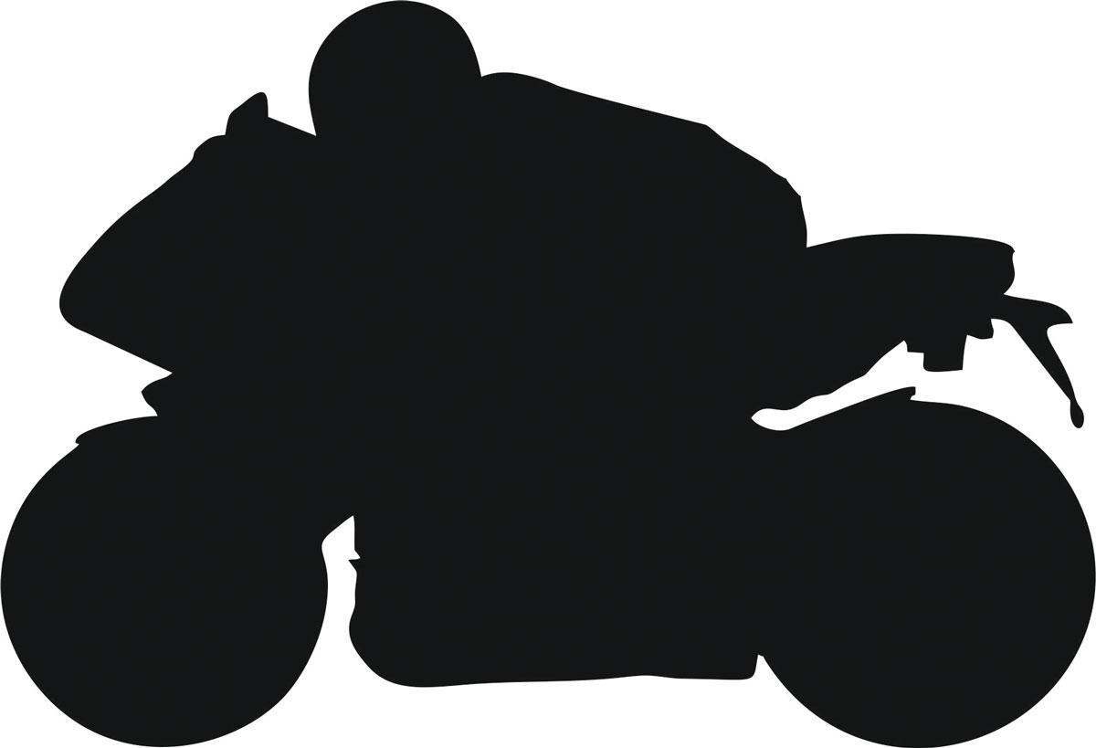 Наклейка автомобильная Оранжевый слоник Мотоциклист 6, виниловая, цвет: черный150MT0006BОригинальная наклейка Оранжевый слоник Мотоциклист 6 изготовлена из высококачественной виниловой пленки, которая выполняет не только декоративную функцию, но и защищает кузов автомобиля от небольших механических повреждений, либо скрывает уже существующие. Виниловые наклейки на автомобиль - это не только красиво, но еще и быстро! Всего за несколько минут вы можете полностью преобразить свой автомобиль, сделать его ярким, необычным, особенным и неповторимым!
