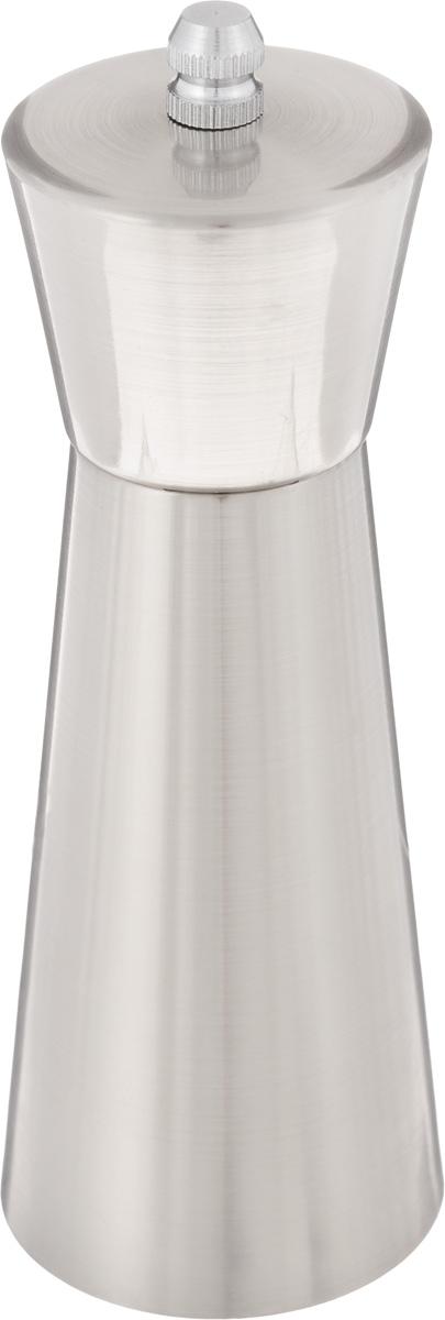 Перцемолка Mayer & Boch, высота 16 см. 2388623886Перцемолка Mayer & Boch предназначена для помола перца и других специй. Изделие, выполненное из пластика и керамики, идеально подходит для сервировки стола. Перцемолка добавит вашим блюдам яркие вкусовые краски. Выполненная из высококачественных материалов и имеющая запатентованный и оригинальный механизм, перцемолка станет незаменимым атрибутом на вашем столе. Она удобна в использовании и имеет оригинальный современный дизайн, который станет ярким акцентом в интерьере вашей кухни. Диаметр основания: 6 см. Высота: 16 см.
