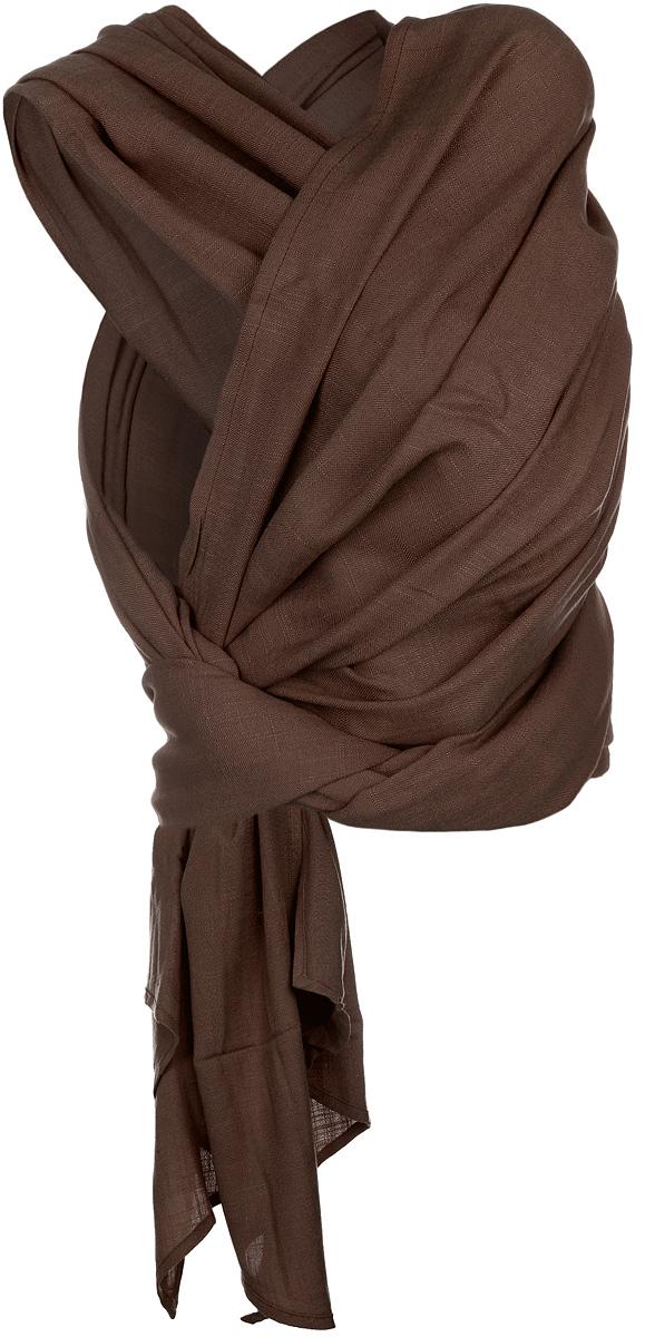 Чудо-Чадо Слинг-шарф Нибус цвет коричневыйСШН01-002Слинг-шарф Чудо-Чадо Нибус - замечательный помощник для молодой мамы: освобождает руки, создает близкий контакт с малышом, позволяет покормить незаметно для окружающих, прекрасно успокаивает и усыпляет малыша. Множество вариантов намоток, великолепная поддержка неокрепшей спинки ребенка, забота о маминой спине, правильное распределение нагрузки - вот то, за что ценят слинг-шарфы. Нибус - означает нежность, и это слово как нельзя лучше характеризует этот слинг-шарф. Слинг-шарф Чудо-Чадо Нибус - это лен с вискозой, диагонального плетения, очень мягкий и обнимательный. Идеален для новорожденных. Ткань очень мягкая на ощупь, с красивой фактурой. Такой состав дает слингу нужные качества: лен дышит, обеспечивая маме и малышу правильный температурный режим, кроме того он износостоек, сохранит мягкость и фактуру ткани на несколько лет самой активной носки. Вискоза - позволяет ткани не мяться, красиво драпироваться, придает красивый шелковый...