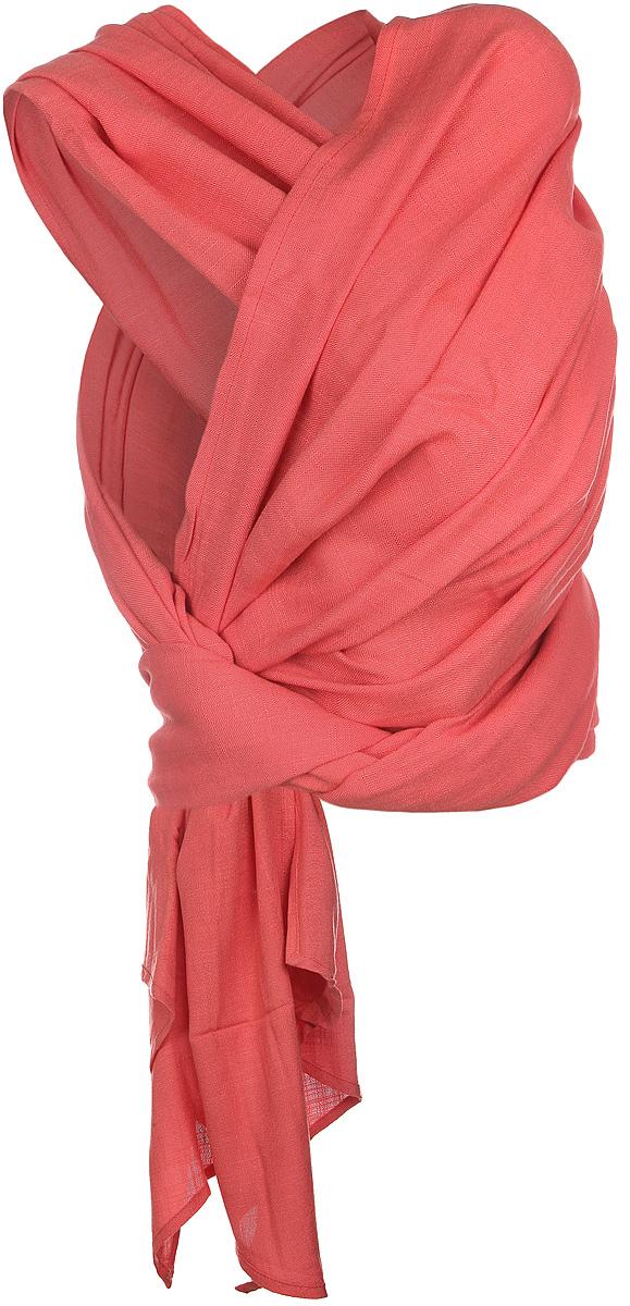 Чудо-Чадо Слинг-шарф Нибус цвет коралловый