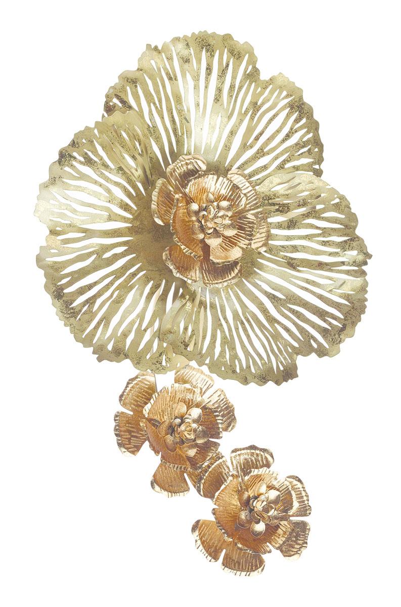 """Украшение декоративное Gardman """"Flower"""", настенное, 45 х 70 см"""