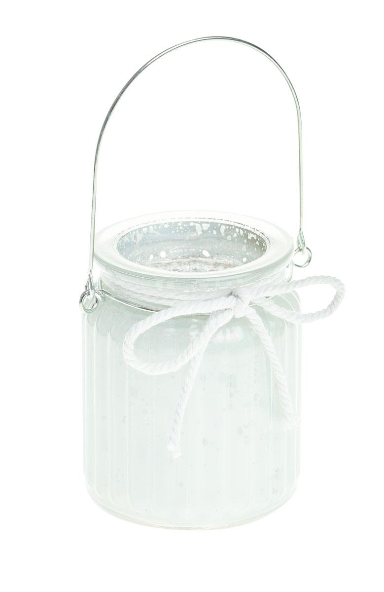 Подсвечник подвесной Gardman Jam Jar, цвет: белый, 9 см17833