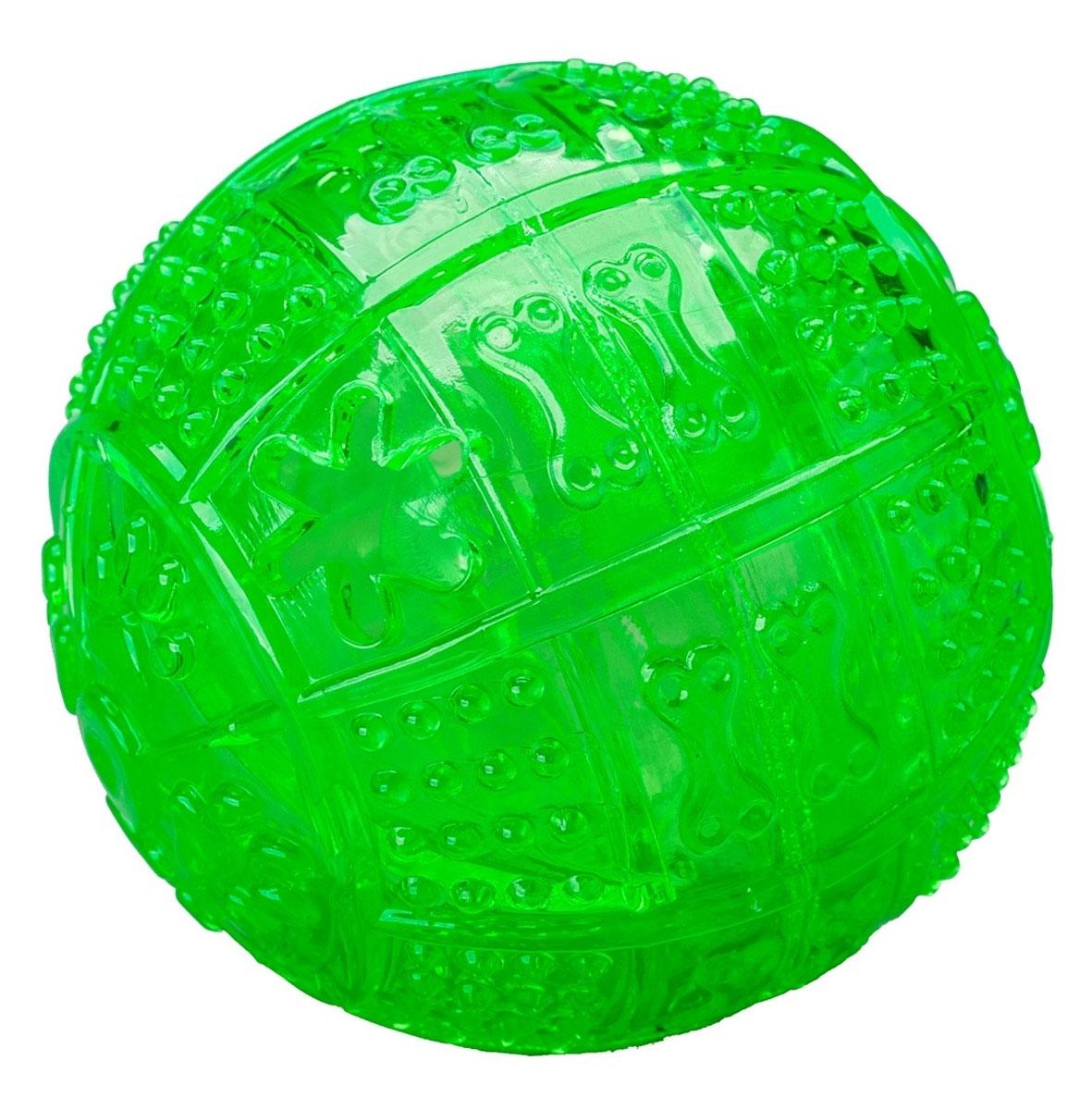 Игрушка для собак Pet Supplies Toby's Choice, цвет: зеленый, диаметр 8,2 см10740.зелИгрушка для собак Pet Supplies Toby's Choice выполнена из резины в виде мяча. Она надолго займет вашего любимца, избавив его от скуки. Игрушка позволяет равномерно распределить угощение и корм за счет лабиринта внутри, поэтому лакомства достанутся питомцу не так быстро, и это продлит его игру. Диаметр игрушки: 8,2 см.