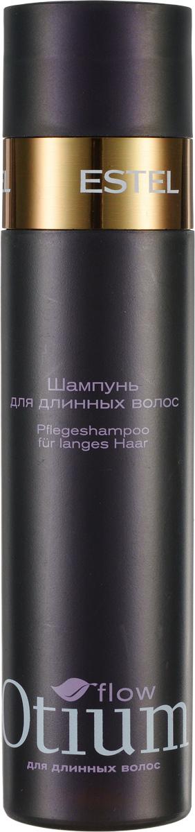 Estel Otium Flow Power-шампунь для волос Энергия и питание 250 млОТ.87Estel Otium Flow Power - шампунь для волос «Энергия и питание» с кератином и аминокислотами деликатно очищает волосы, эффективно увлажняет их, восстанавливает эластичность. Питательные компоненты придают волосам силу и энергию, наполняют блеском. Для ежедневного применения.