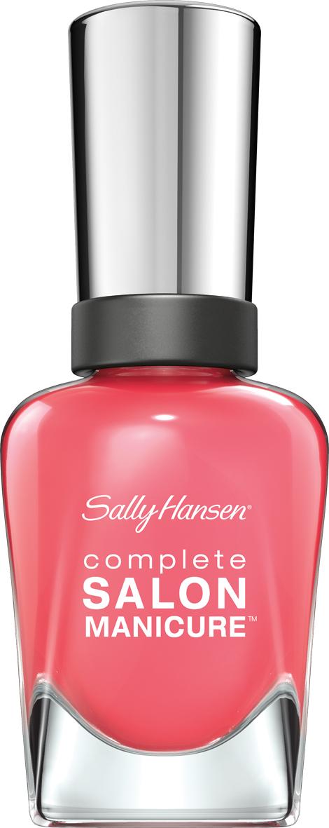 Sally Hansen Salon Manicure Лак для ногтей тон 546 get juiced, 14, 7 мл