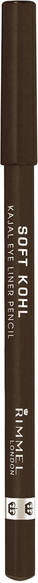 Rimmel Контурный Карандаш Для Глаз Soft Kohl Kajal 011 тон,5,2 мл34007210011Необычайно мягкий и одновременно стойкий; Легко наносится и растушевывается, для естественного результата; Нежный кремовый состав позволяет подчеркнуть внутреннее веко.
