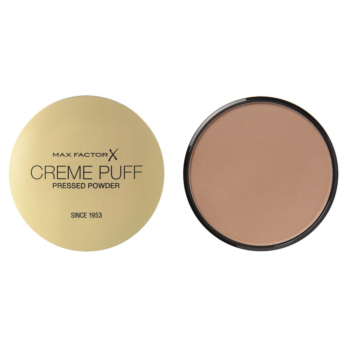 Max Factor Крем-пудра Тональная Creme Puff Powder 42 тон deep beige 15 мл