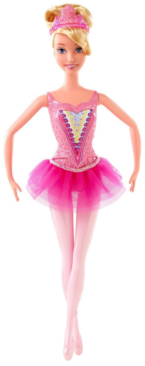 Disney Princess Кукла Принцесса-балерина АврораCGF30_CGF32Кукла Disney Princess Принцесса-балерина Аврора порадует вашу малышку и доставит ей много удовольствия от часов, посвященных игре с ней. Куколка со светлыми волосами одета в красивое бальное платье розового цвета, на ногах - розовые балетки. Ручки, ножки и голова куклы подвижны. Голову куклы украшает тиара. Благодаря играм с куклой, ваша малышка сможет развить фантазию и любознательность, овладеть навыками общения и научиться ответственности. Девочка сможет часами играть с этой милой куколкой, придумывая различные истории.