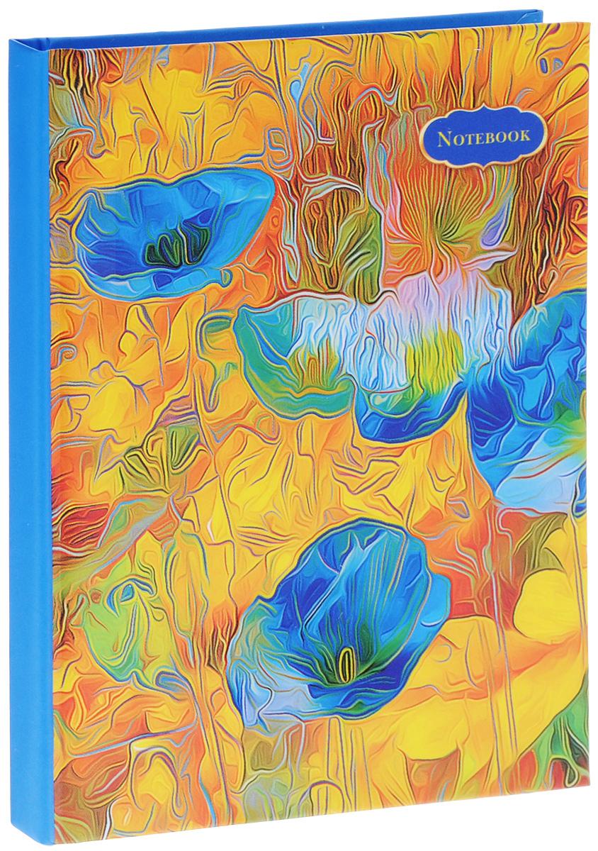 Listoff Записная книжка Романтичное настроение 80 листов в клетку