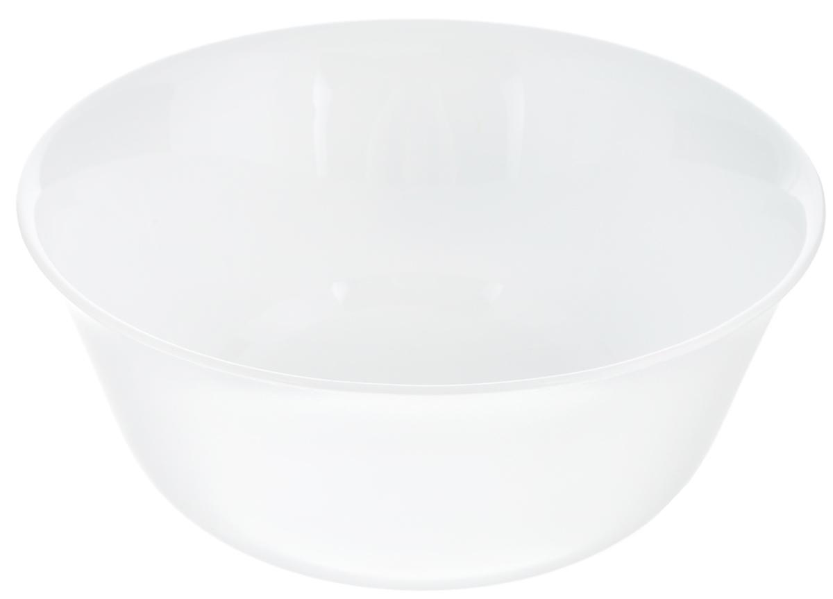 Салатник Luminarc Everyday, диаметр 12 смH4122Салатник Luminarc Everyday выполнен из ударопрочного стекла. Дизайн придется по вкусу и ценителям классики, и тем, кто предпочитает утонченность и изысканность. Салатник Luminarc Everyday идеально подойдет для сервировки стола и станет отличным подарком к любому празднику. Можно использовать в микроволновой печи, холодильнике, а также мыть в посудомоечной машине. Диаметр салатника: 12 см.