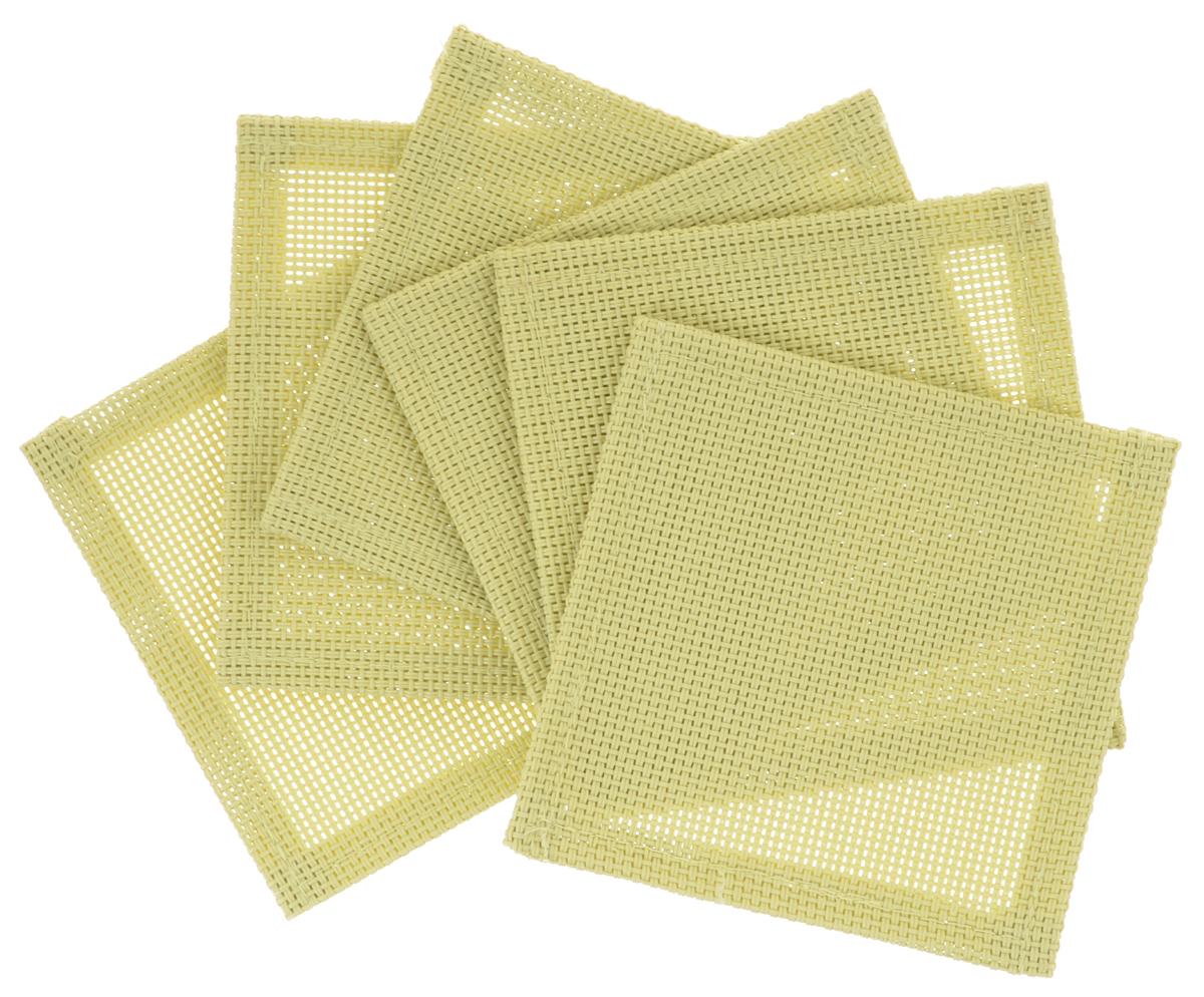Набор подставок под кружки Tescoma Flair Lite, 6 шт662240Набор Tescoma Flair Lite содержит 6 квадратных подставок, выполненных из прочного синтетического материала. Изделия идеально подходят для кружек и стаканов, также могут использоваться как подставки под горячее. Выдерживает максимальную температуру до 80°С. Такие подставки защищают поверхность стола от загрязнений и воздействия высоких температур напитка. Яркий дизайн набора украсит интерьер вашей кухни и привнесет индивидуальности в обычную сервировку стола. После использования их достаточно протереть чистой влажной тканью или промыть под струей воды. Не мыть в посудомоечной машине.