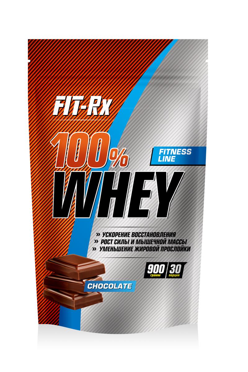 Протеин FIT-RX 100% Whey, 900 г00811FIT-RX 100% Whey содержит два ключевых компонента. Сывороточный протеин и пищевые волокна. Сывороточный протеин занимает первое место по популярности среди всех видов протеинов. Основные достоинства сыворотки заключаются в лучшем среди всех животных протеинов аминокислот составе и максимальной скорости усвоения. Во всех ситуациях, когда организму срочно нужен высокий уровень аминокислот в крови, например, после длительного периода без пищи, перед или после физических нагрузок, сывороточный протеин будет лучшим выбором. Кроме того, высокая скорость усвоения обеспечивает и максимально высокую концентрацию аминокислот в крови и, следовательно, в мышечных волокнах. В мышечных волокнах существуют так называемые сигнальные системы, обеспечивающие интенсификацию синтеза белков на рибосомах, а также увеличение количества мышечных ядер. Одним из факторов активации данной системы является избыток аминокислот в мышечной клетке, а создать такой избыток можно лишь приемом протеина с высокой...