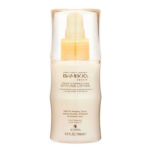 Alterna Полирующий лосьон для укладки волос Bamboo Smooth Frizz-Correcting Styling Lotion - 100 мл
