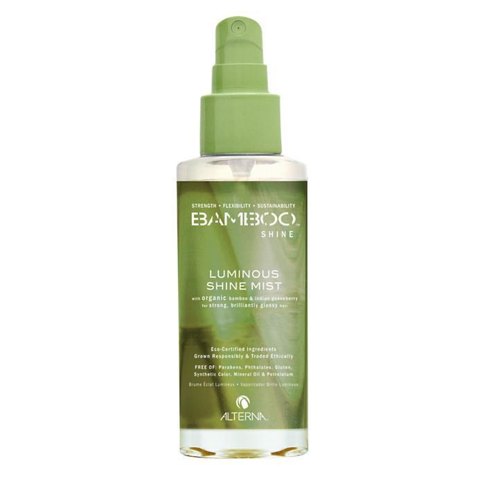 Alterna Спрей-вуаль для сияния и блеска волос Bamboo Luminous Shine Mist - 100 мл