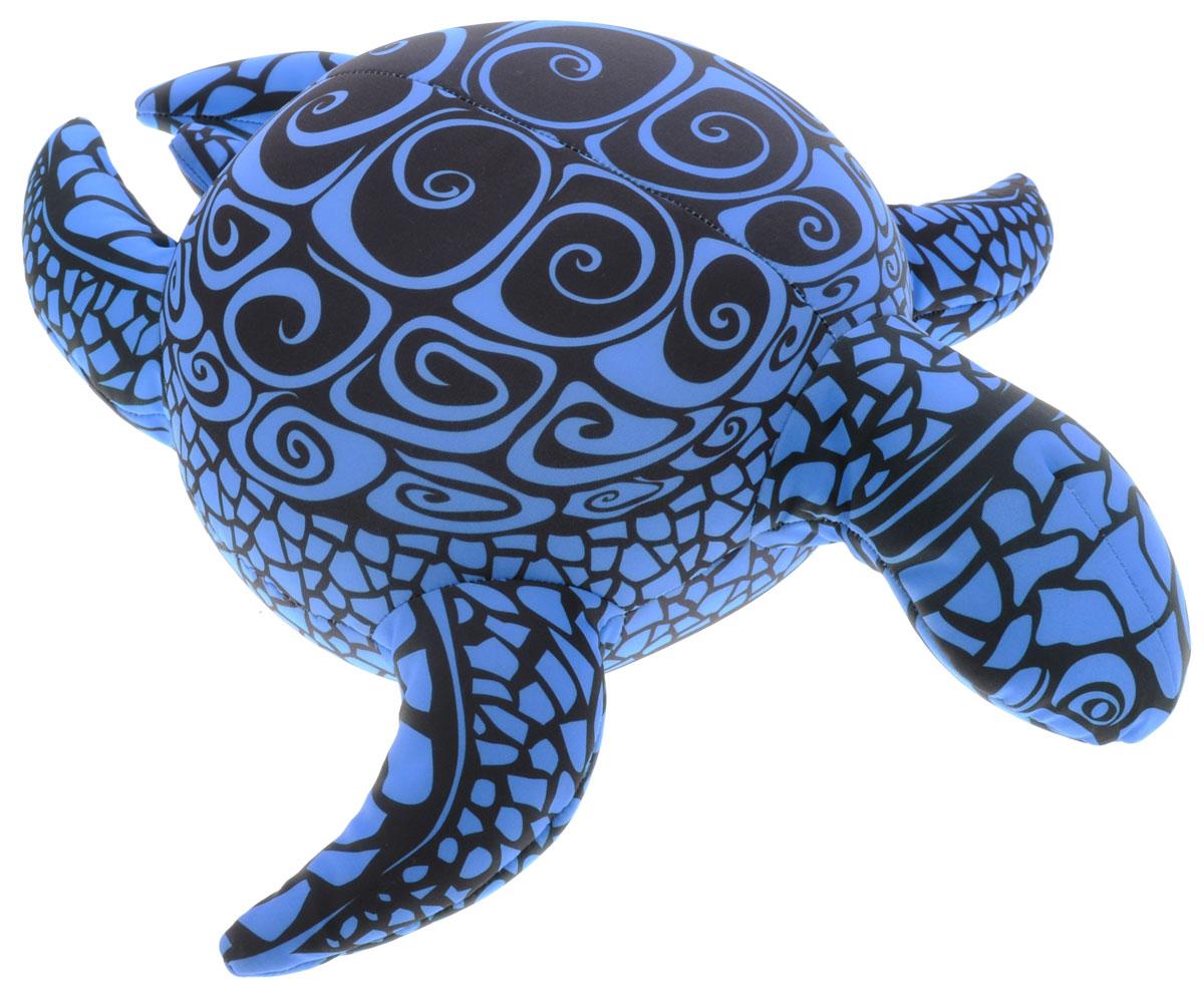 Maxi Toys Мягкая игрушка-антистресс Черепашка Геля цвет синий 43 смMT-D091290_синийМягкая игрушка-антистресс Maxi Toys Черепашка Геля обрадует вас своим эффектным дизайном и необычной формой. Она очень удобная и позволит полностью расслабиться. Игрушка выполнена в виде черепашки. Главное достоинство игрушки - это осязательный массаж, приятный, полезный и антидепрессивный. Она наполнена мелкими гранулами полистирола, а чехол изготовлен из мягкого, приятного на ощупь материала. Мягкая игрушка- антистресс Maxi Toys Черепашка Геля - это идеальный подарок для любимого человека.