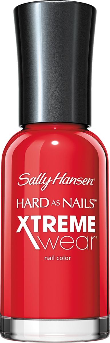Sally Hansen Xtreme Wear Лак для ногтей hard as nails, тон heritage red №420 11,8 мл,11,8 мл30995208420Разные оттенки стойкого маникюра! Ингредиенты для прочности ногтей, великолепный блеск и цвет лака! Комплекс микро-блеск, титан, кальций.