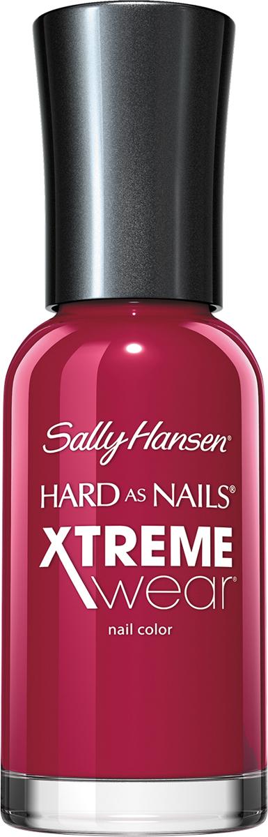 Sally Hansen Xtreme Wear Лак для ногтей hard as nails, тон out for oxblood №430 11,8 мл,11,8 мл30995208430Разные оттенки стойкого маникюра! Ингредиенты для прочности ногтей, великолепный блеск и цвет лака! Комплекс микро-блеск, титан, кальций.