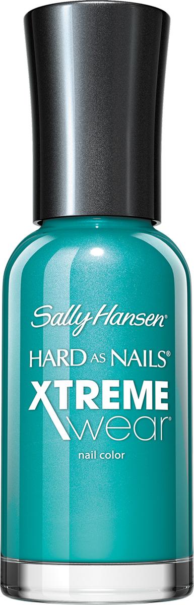 Sally Hansen Xtreme Wear Лак для ногтей hard as nails, тон gypsy jade №480 11,8 мл,11,8 мл30995208480Разные оттенки стойкого маникюра! Ингредиенты для прочности ногтей, великолепный блеск и цвет лака! Комплекс микро-блеск, титан, кальций.