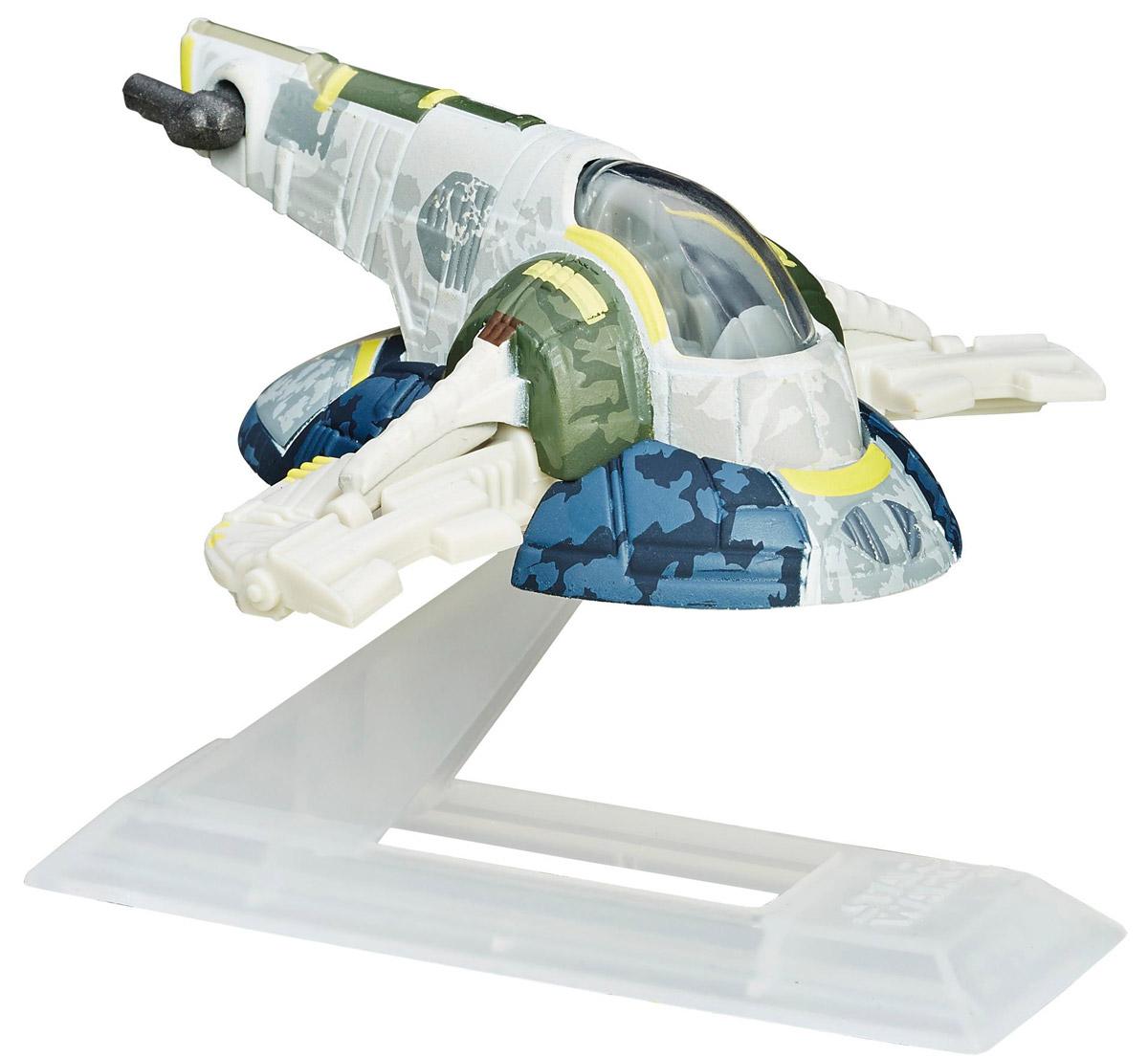 Star Wars Космический корабль Jango Fetts Slave I