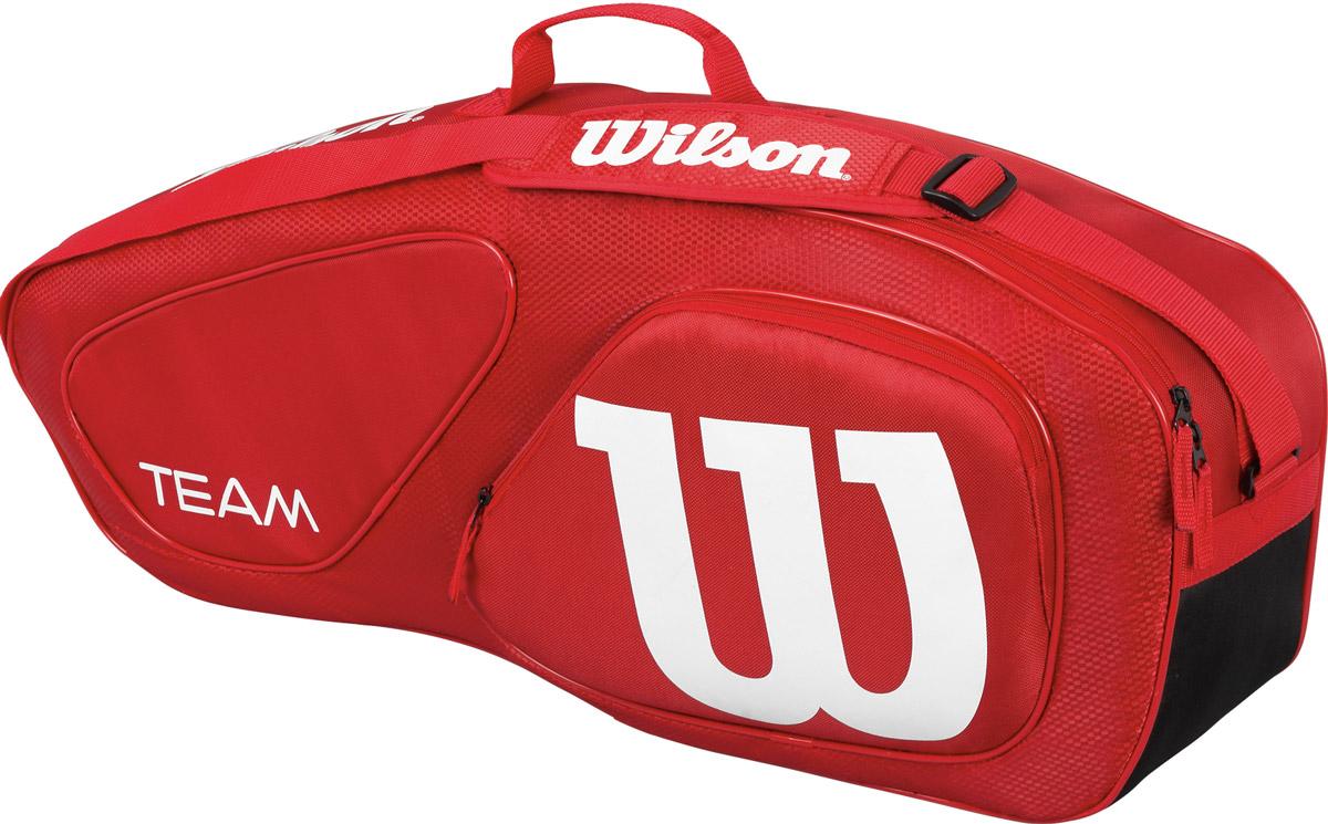 Сумка Wilson Team Ii 3Pk Bag Rd
