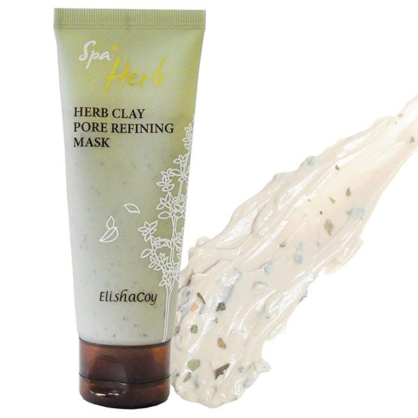 Elisha Coy Маска для очищения пор на основе трав и глины, 100 г8809266951802Маска содержит белую глину,которая удаляет излишки кожного сала и регулирует работу сальных желез. Минералы,содержащиеся в белой глине мягко очищают,выравнивают цвет и текстуру кожи лица.В состав маски входят листья джута,которые содержат фенольные антиоксиданты ,обладающими антибактериальными свойствами и эффективны при воспалениях.Шалфей оказывает успокаивающее действие.Экстракт корня лопуха обладает противоспалительным эффектом, оказывает бактерицидное и противоаллергическое действие. Минералы,содержащиеся в белой глине мягко очищают,выравнивают цвет и текстуру кожи лица.В состав маски входят листья джута,которые содержат фенольные антиоксиданты ,обладающими антибактериальными свойствами и эффективны при воспалениях.Шалфей оказывает успокаивающее действие.Экстракт корня лопуха обладает противоспалительным эффектом, оказывает бактерицидное и противоаллергическое действие.