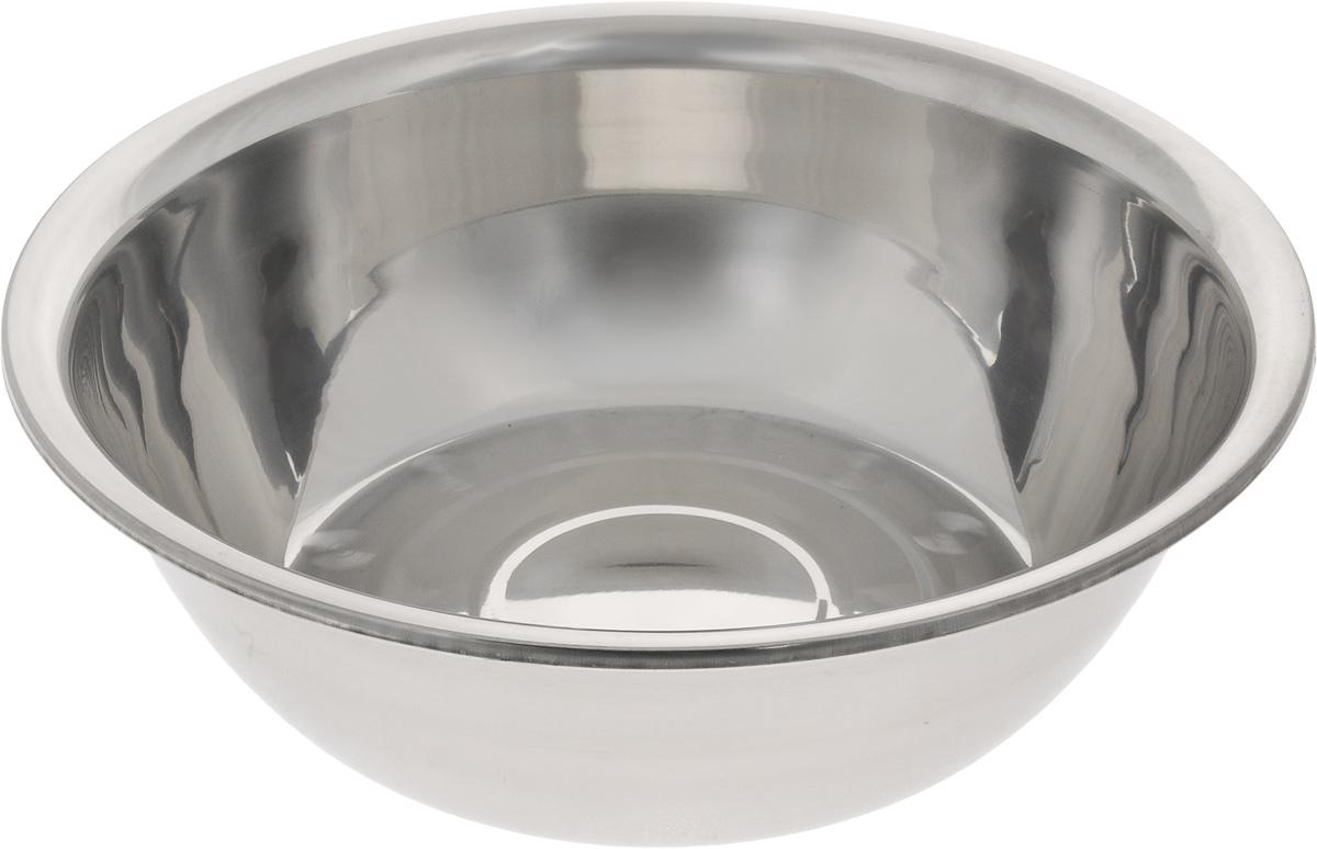 Таз Mayer & Boch, 8 л. 2346623466Таз Mayer & Boch изготовлен из высококачественной пищевой нержавеющей стали. Применяется во время стирки или для хранения различных вещей. Комбинированная полировка поверхности (зеркальная и матовая) придает изделию привлекательный внешний вид. Внутренняя поверхность идеально ровная, что значительно облегчает мытье. Диаметр (по верхнему краю: 38 см. Высота стенки: 12 см.