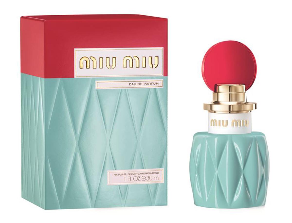 MIU MIU парфюмированная вода, женская, 30 мл13911Цветочные. Жасмин, роза, ландыш, зеленые ноты пачули, перец.