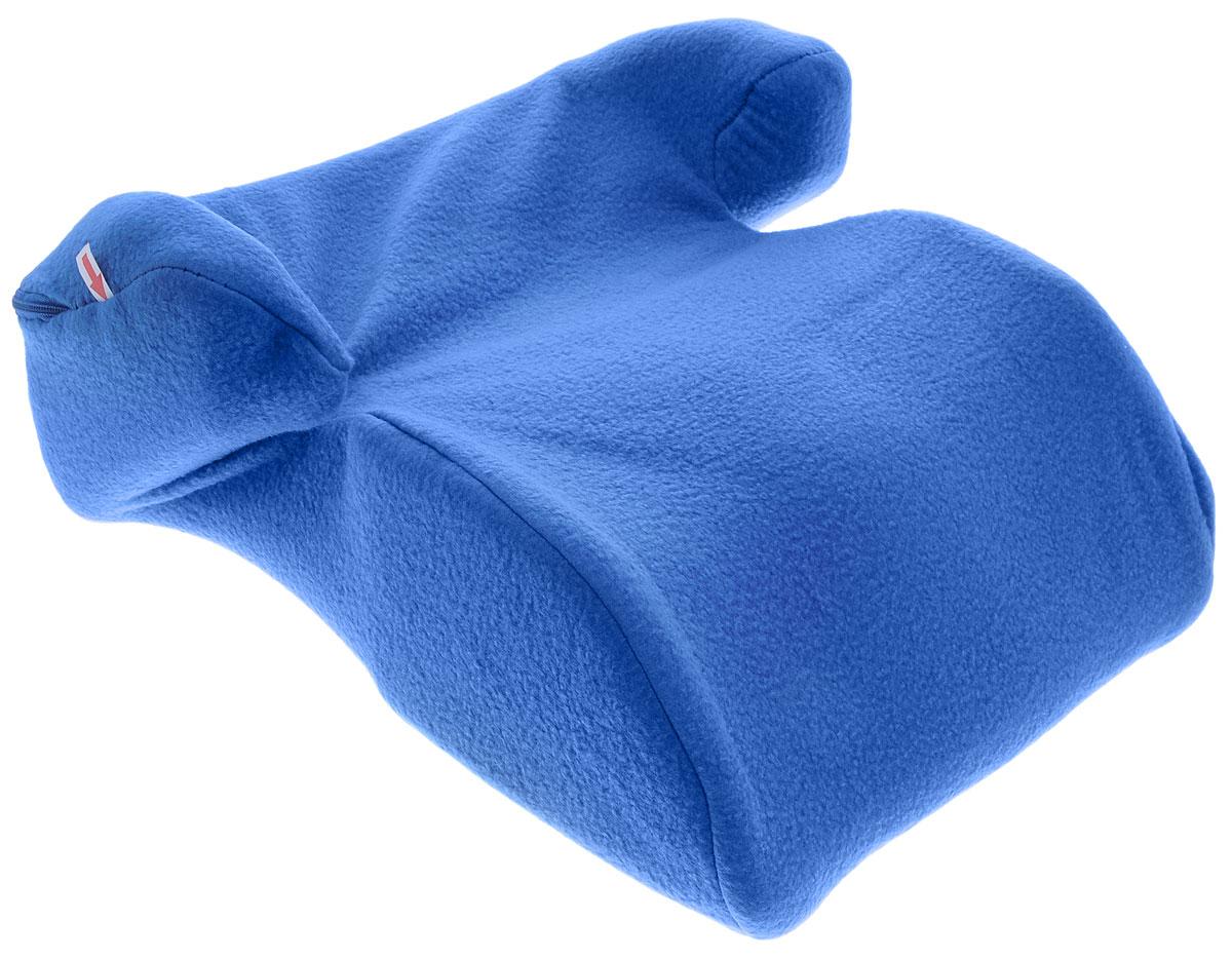Sapfire Бустер 22-36 кг цвет синий0001-SCS_синийДетское автокресло Sapfire разработано для детей весом от 22 до 36 кг (приблизительно возраст ребенка от 6 до 12 лет). Устанавливается на любое, кроме переднего ряда, посадочное место, оборудованное диагонально-поясным ремнем безопасности. Неровная поверхность нижней части бустера препятствует скольжению по сиденью автомобиля. Анатомическая посадочная верхняя часть бустера позволяет длительно использовать его при поездке на дальние расстояния, а боковая поддержка удерживает ребенка при боковых перемещениях. Данный бустер не вызывает охлаждение мочеполовой системы ребенка при минусовых температурах в отличии от пластиковых бустеров. Если возникает необходимость, вы можете использовать бустер за любым обеденным столом, так как укороченная передняя часть позволяет вплотную придвинуться грудью к столу. И самое главное - избавит вас от необходимости искать в кафе детский стульчик. Чехол кресла на застежке-молнии, легко снимается и стирается. Правильная...