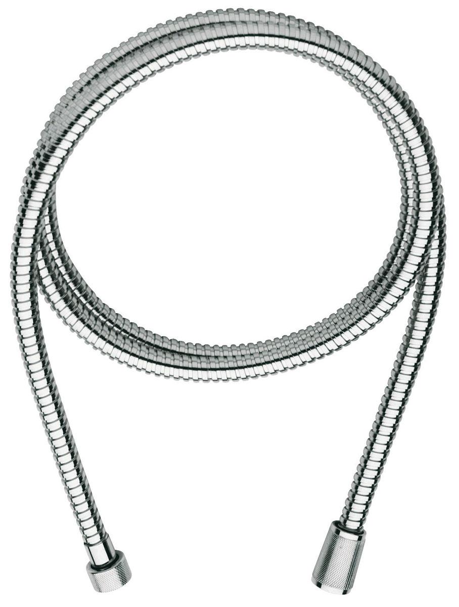 Душевой шланг GROHE Relexa металлический, 2000 мм (28140000)281400002000 мм 1/2 x 1/2