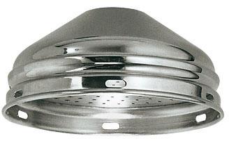 Верхний душ GROHE Relexa Plus, 1 режим, диаметр 85 мм (28404000)28404000резьбовое соединение 1/2 латунный лист высота 50 мм